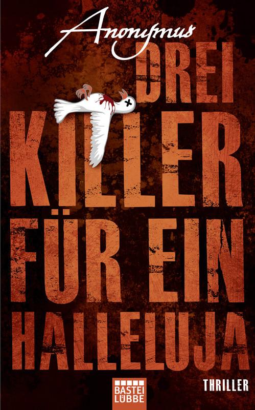 """Cover """"Drei Killer für ein Halleluja"""""""