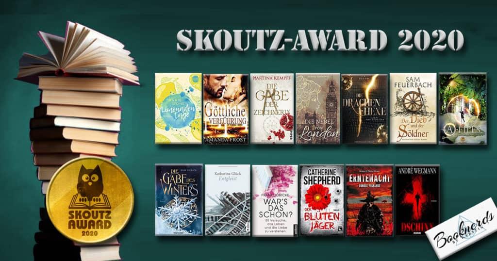 """Die Gewinner des """"Skoutz Awards 2020"""" - Erntenacht gewinnt als beste Anthologie"""