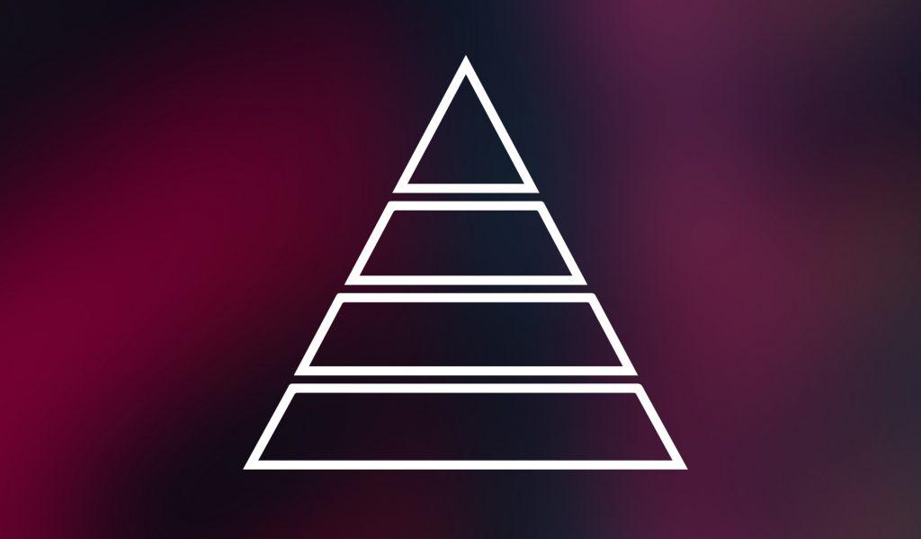 Die AutorInnen-Prioritäten-Pyramide von Benjamin spang